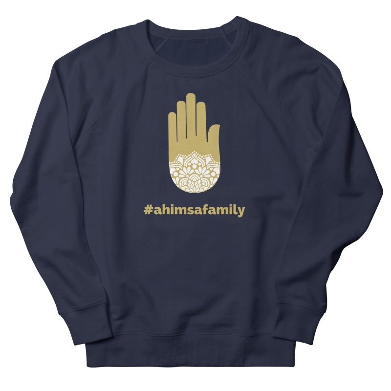 #ahimsafamily Design Women's Sweatshirt by ahimsafamily's shop