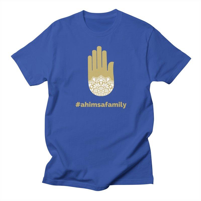 #ahimsafamily Design Women's Regular Unisex T-Shirt by ahimsafamily's shop