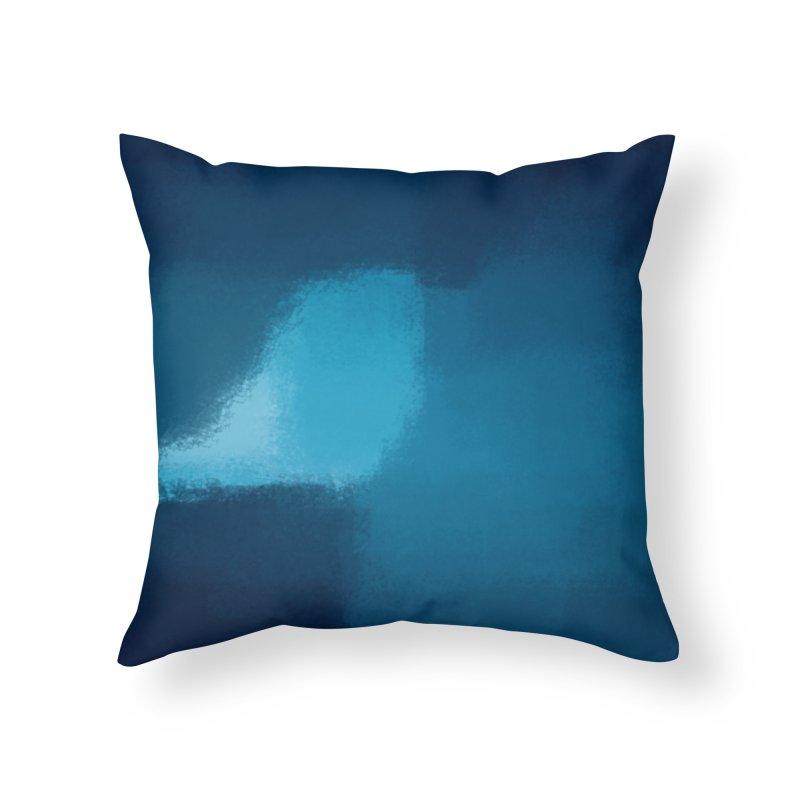Frozen Breath Home Throw Pillow by ahmadwehbe.com Merch