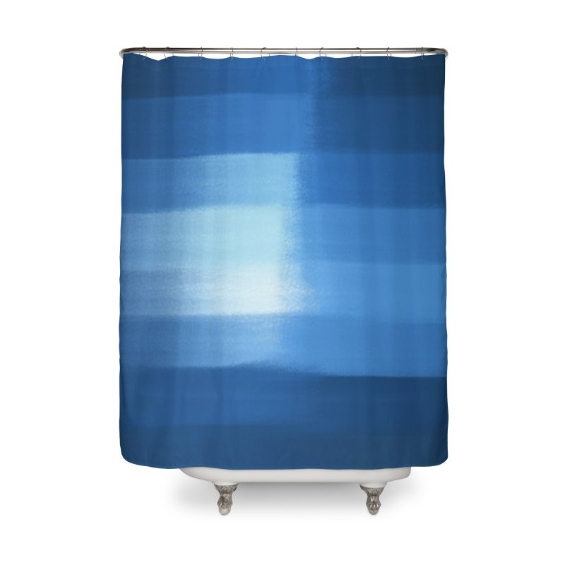 Rupture Home Shower Curtain by ahmadwehbe.com Merch