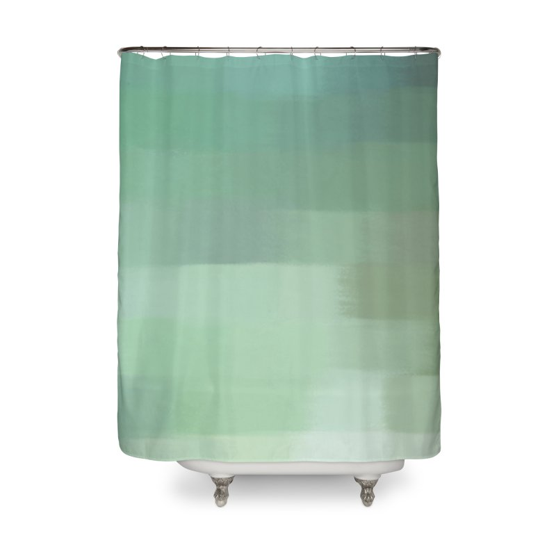 Coralization Home Shower Curtain by ahmadwehbe.com Merch