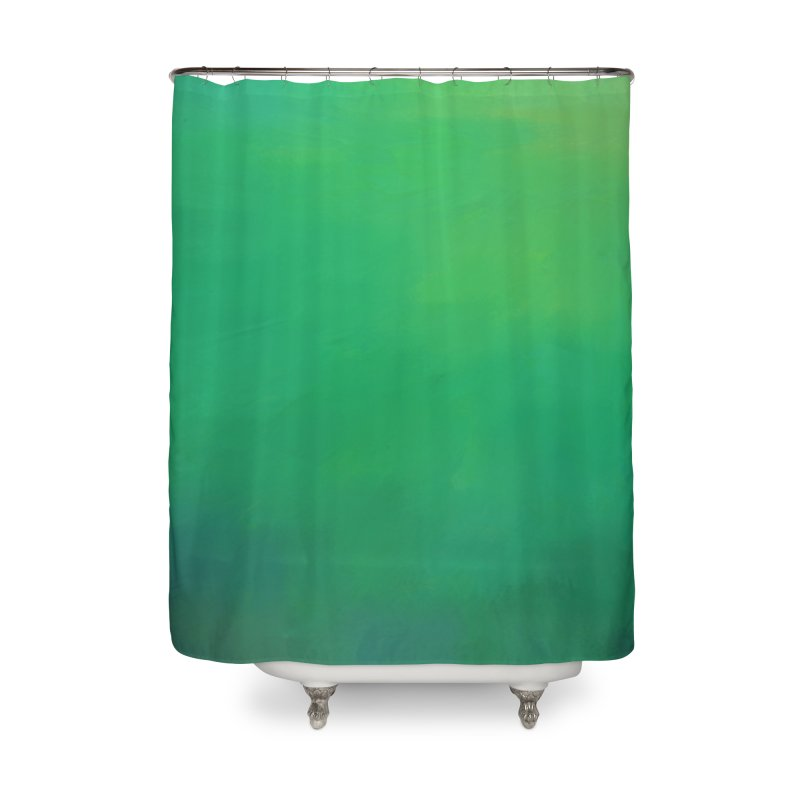 Leaves of Eden Home Shower Curtain by ahmadwehbe.com Merch