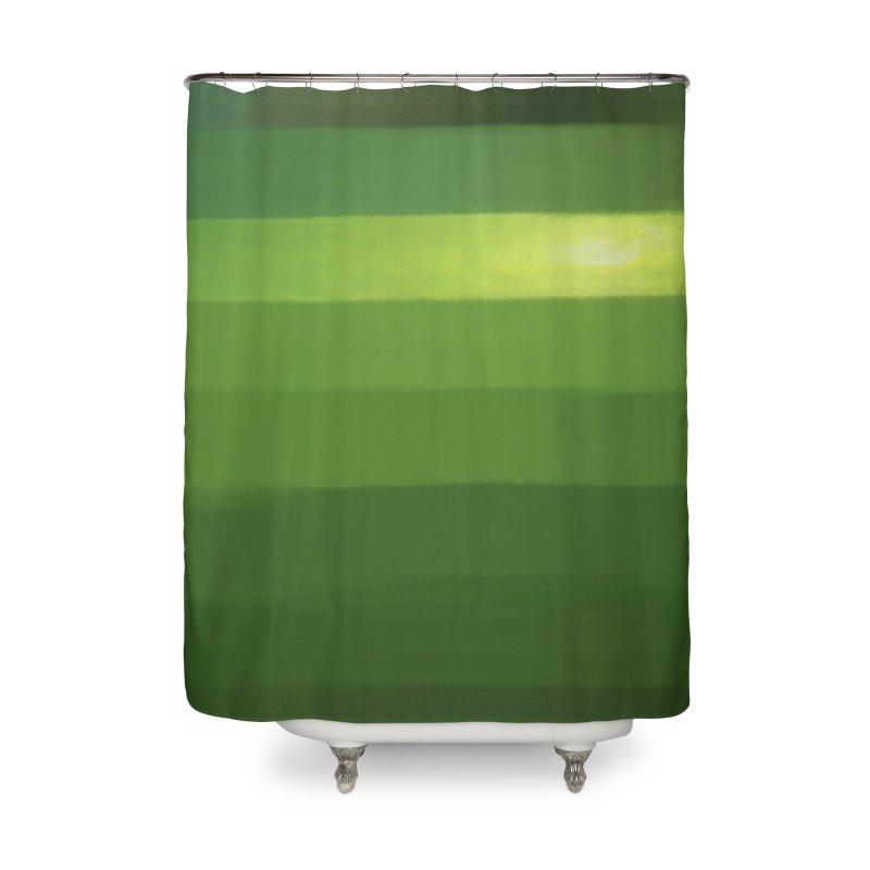 Lurking Home Shower Curtain by ahmadwehbe.com Merch