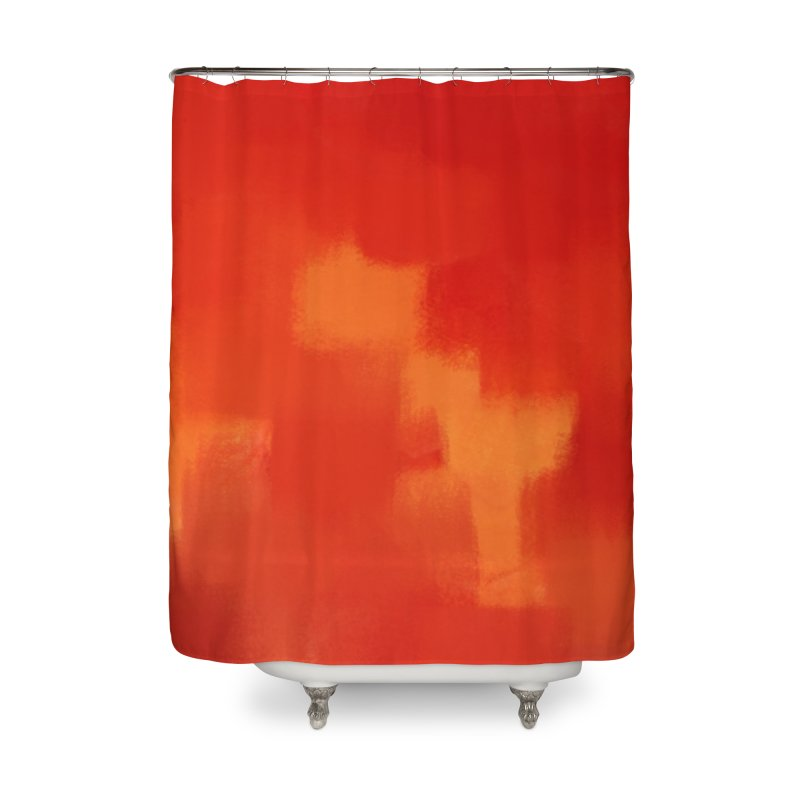 Cave Painting Home Shower Curtain by ahmadwehbe.com Merch
