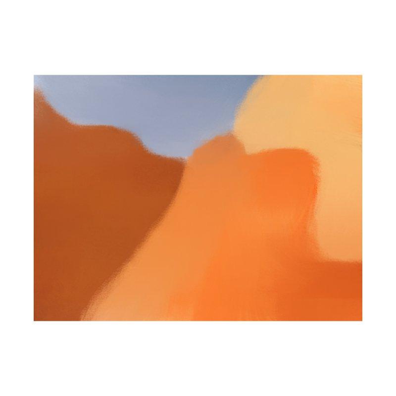 Dunes Home Shower Curtain by ahmadwehbe.com Merch