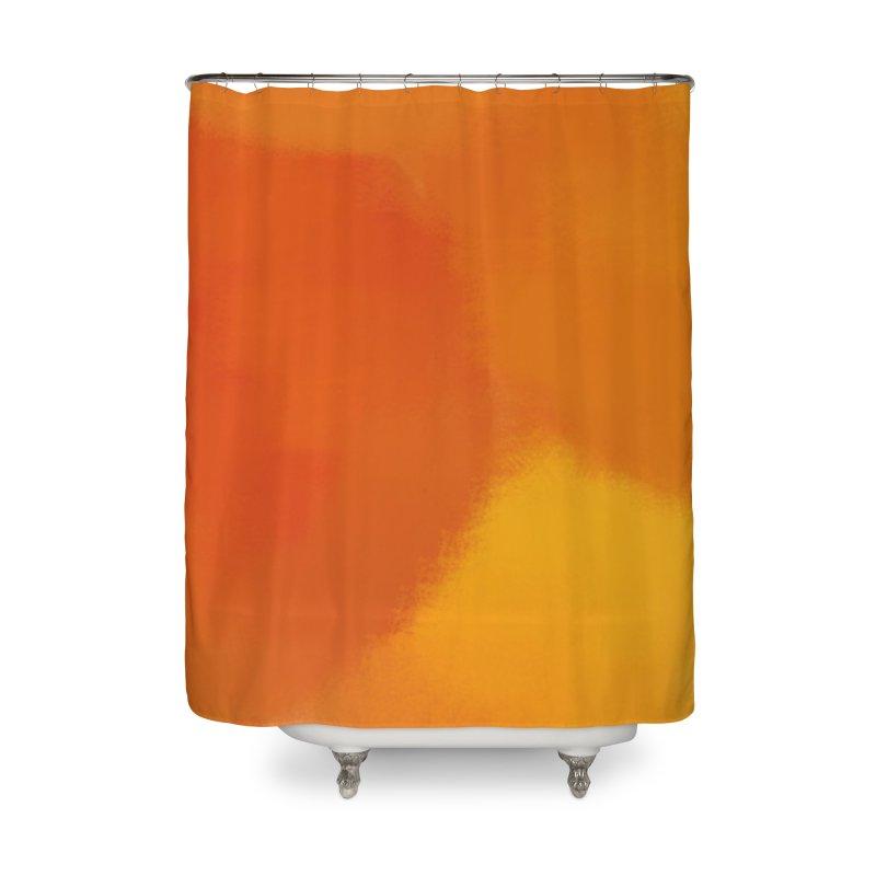 Our Sun Made Friends Home Shower Curtain by ahmadwehbe.com Merch