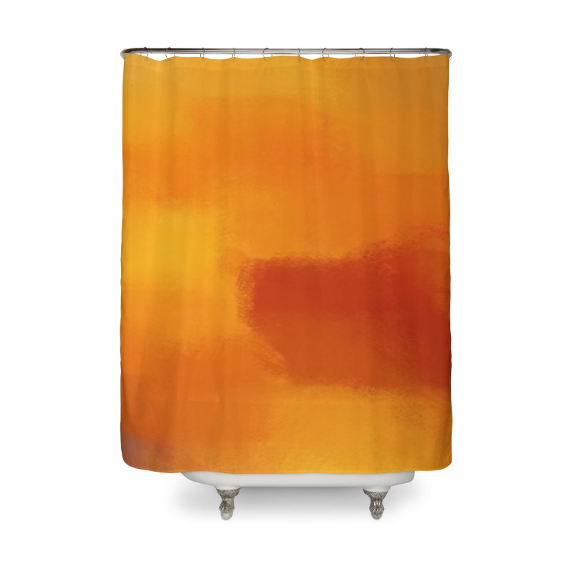Touch Home Shower Curtain by ahmadwehbe.com Merch