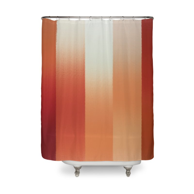 Valley of Reflection Home Shower Curtain by ahmadwehbe.com Merch