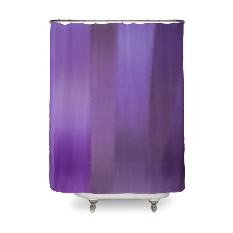 Amethystia Home Shower Curtain by ahmadwehbe.com Merch