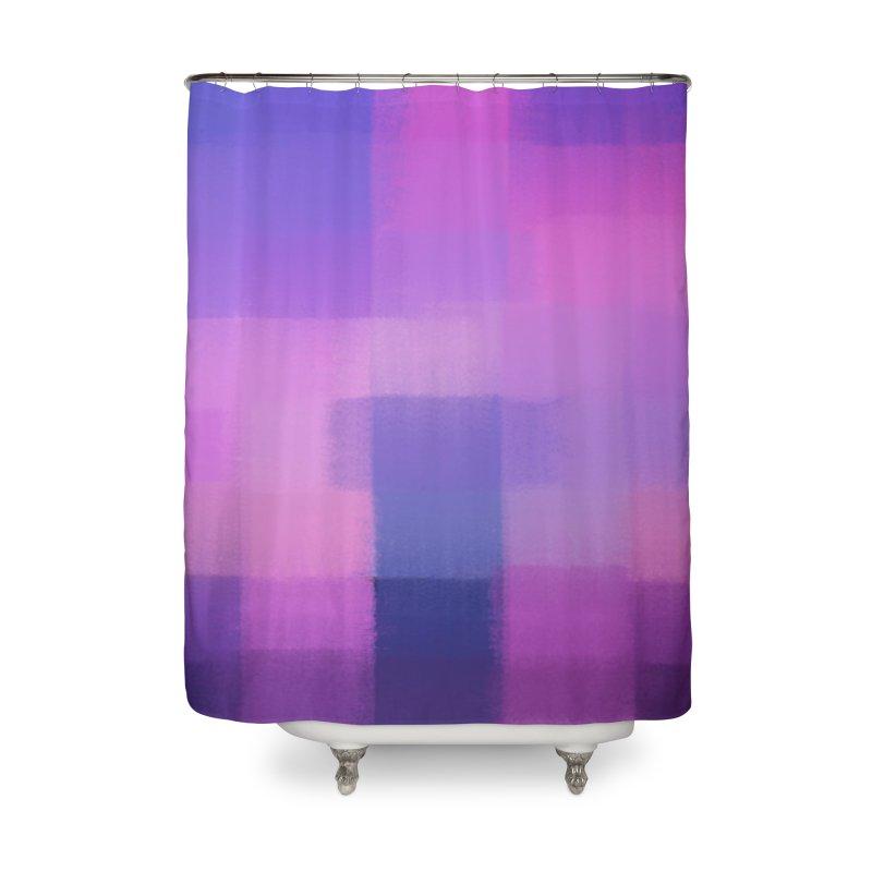 Furious Fastlane Home Shower Curtain by ahmadwehbe.com Merch