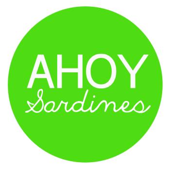 AHOY SARDINES Logo