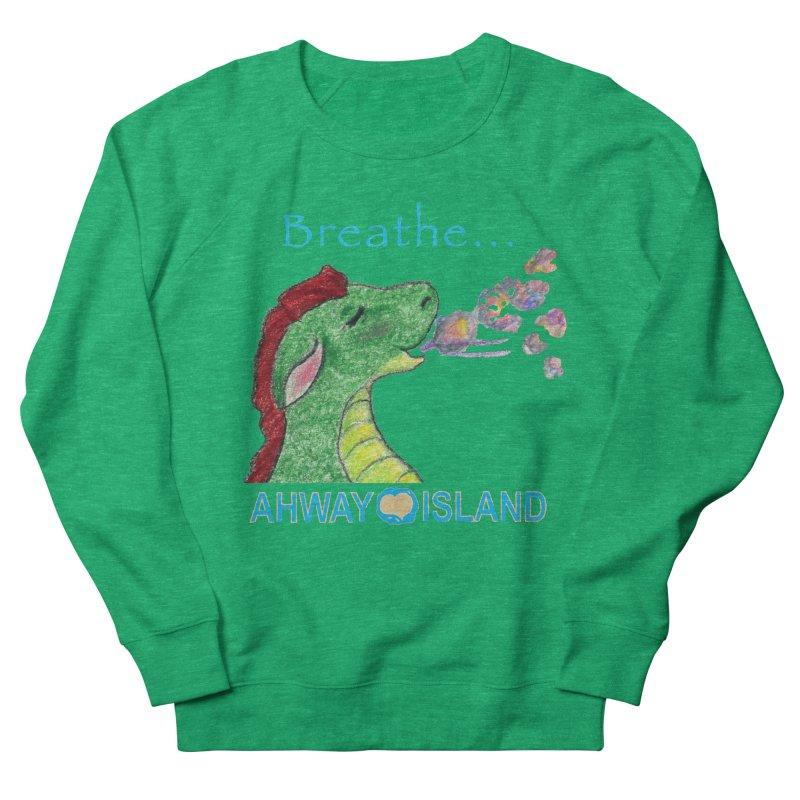 Dragon's Breath Merchandise Women's Sweatshirt by ahwayisland's Artist Shop