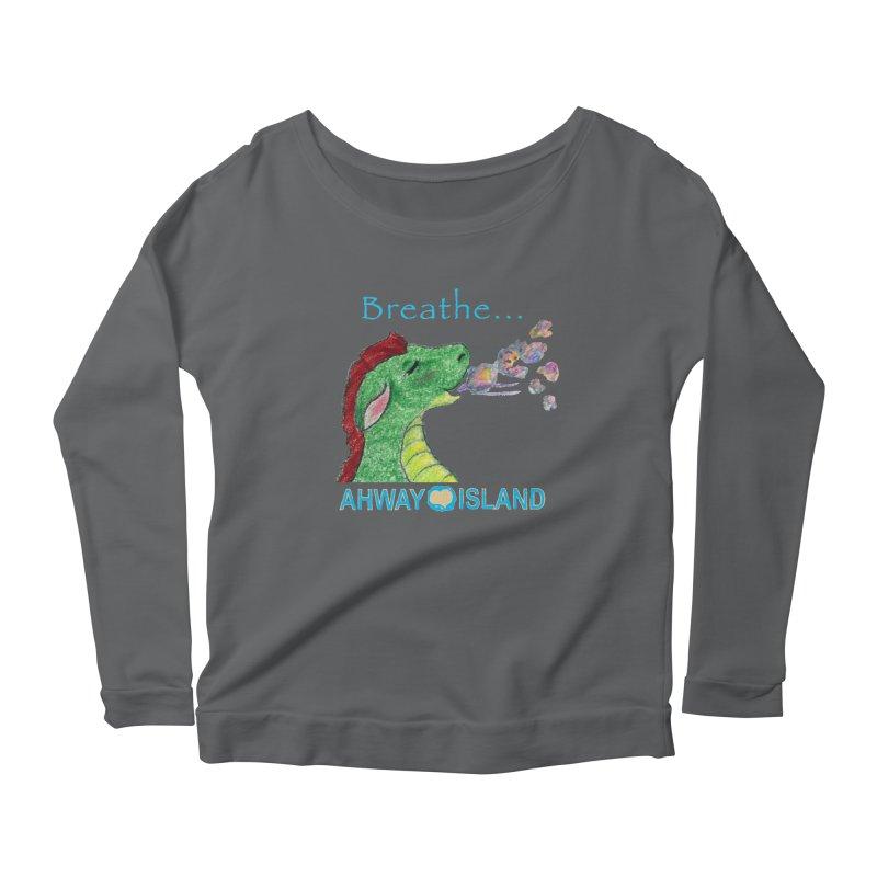 Dragon's Breath Merchandise Women's Longsleeve T-Shirt by ahwayisland's Artist Shop