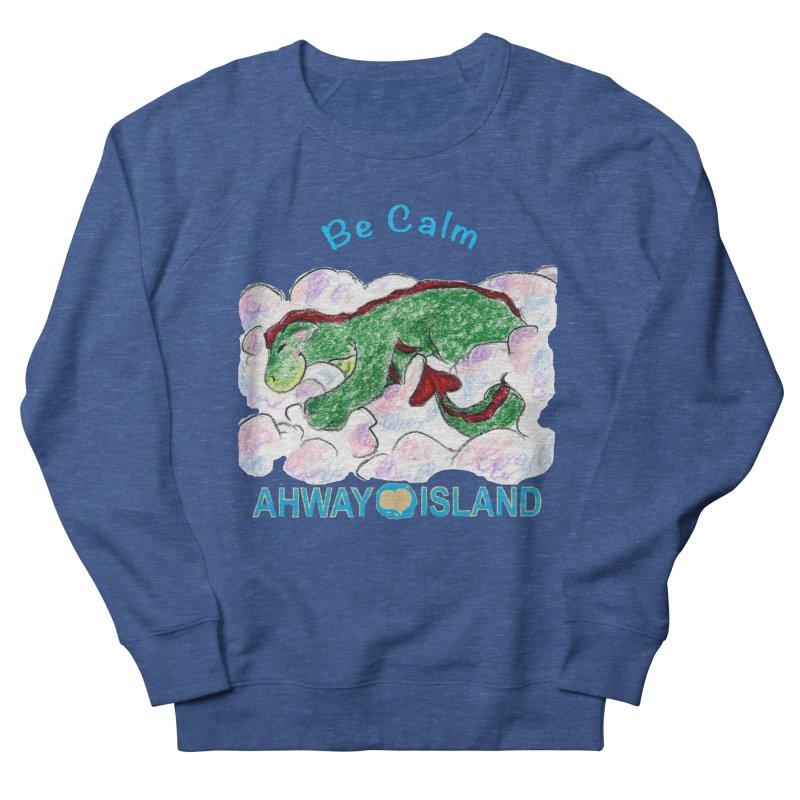 Be Calm Dragon Women's Sweatshirt by ahwayisland's Artist Shop