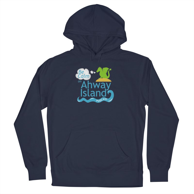 Ahway Island Merchandise Women's French Terry Pullover Hoody by ahwayisland's Artist Shop