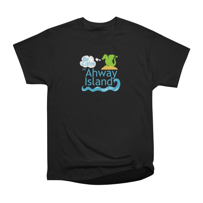 Ahway Island Merchandise Men's Heavyweight T-Shirt by ahwayisland's Artist Shop