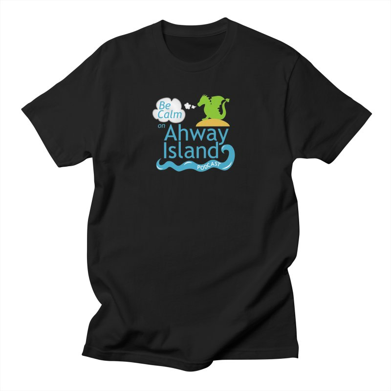 Ahway Island Merchandise Women's Regular Unisex T-Shirt by ahwayisland's Artist Shop