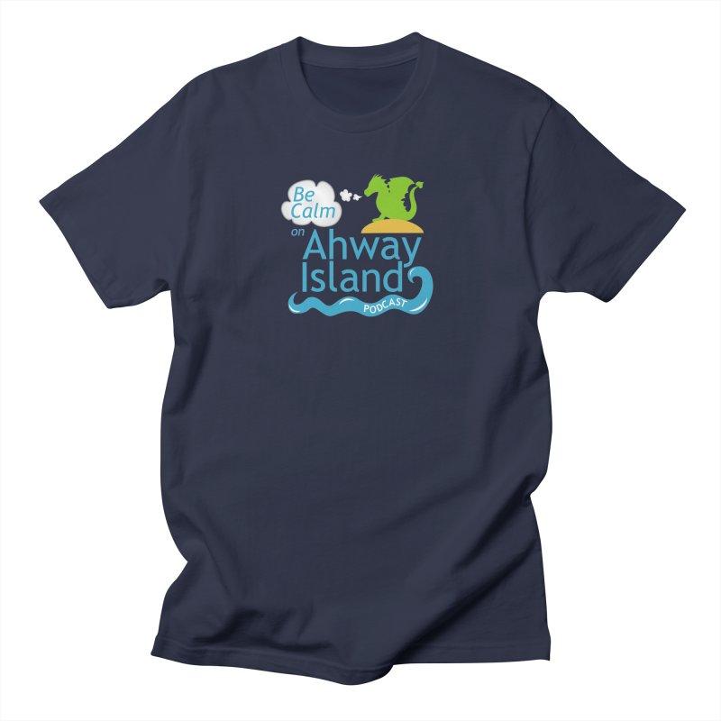 Ahway Island Merchandise Men's Regular T-Shirt by ahwayisland's Artist Shop