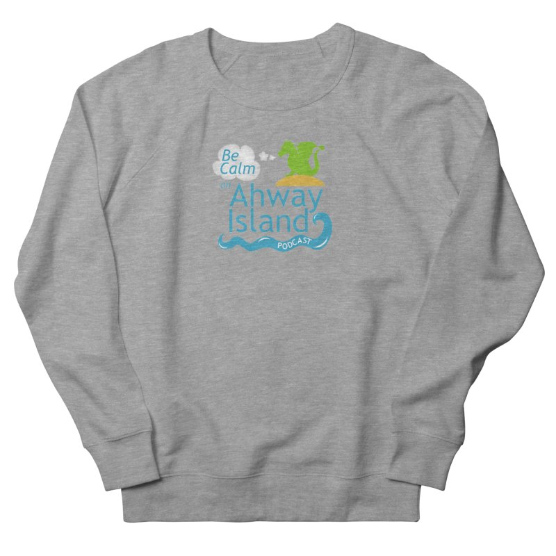 Ahway Island Merchandise Women's French Terry Sweatshirt by ahwayisland's Artist Shop