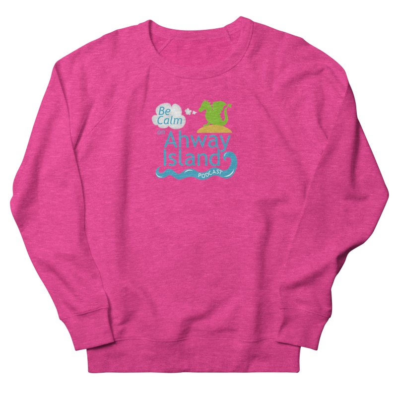 Be Calm on Ahway Island Merchandise Men's Sweatshirt by ahwayisland's Artist Shop