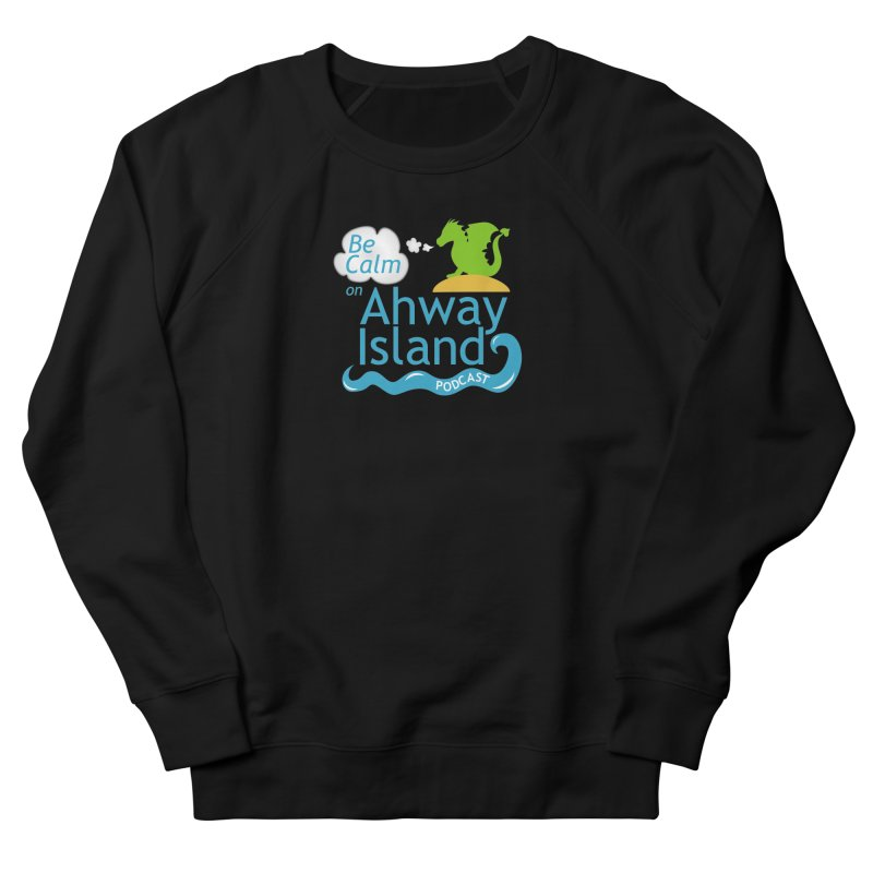 Ahway Island Merchandise Men's French Terry Sweatshirt by ahwayisland's Artist Shop