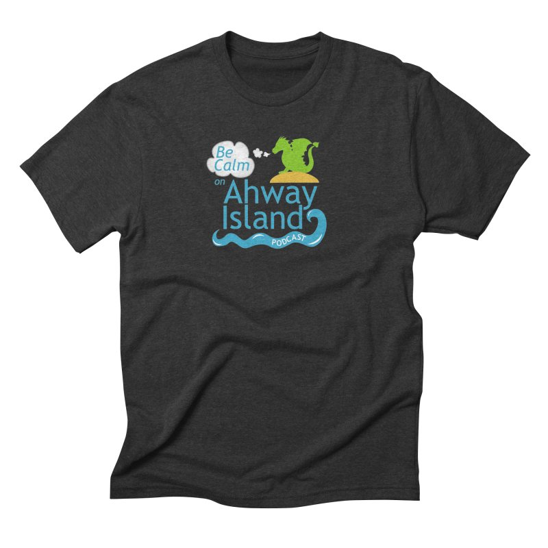 Ahway Island Merchandise Men's Triblend T-Shirt by ahwayisland's Artist Shop