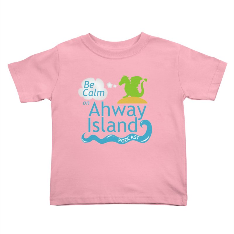 Ahway Island Merchandise Kids Toddler T-Shirt by ahwayisland's Artist Shop