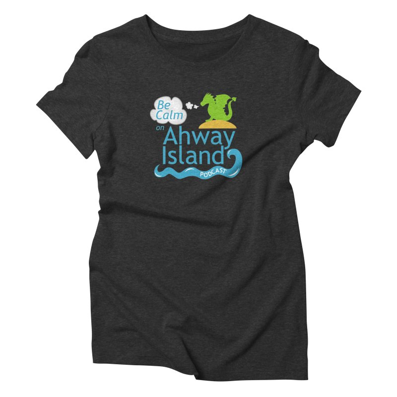 Ahway Island Merchandise Women's Triblend T-Shirt by ahwayisland's Artist Shop
