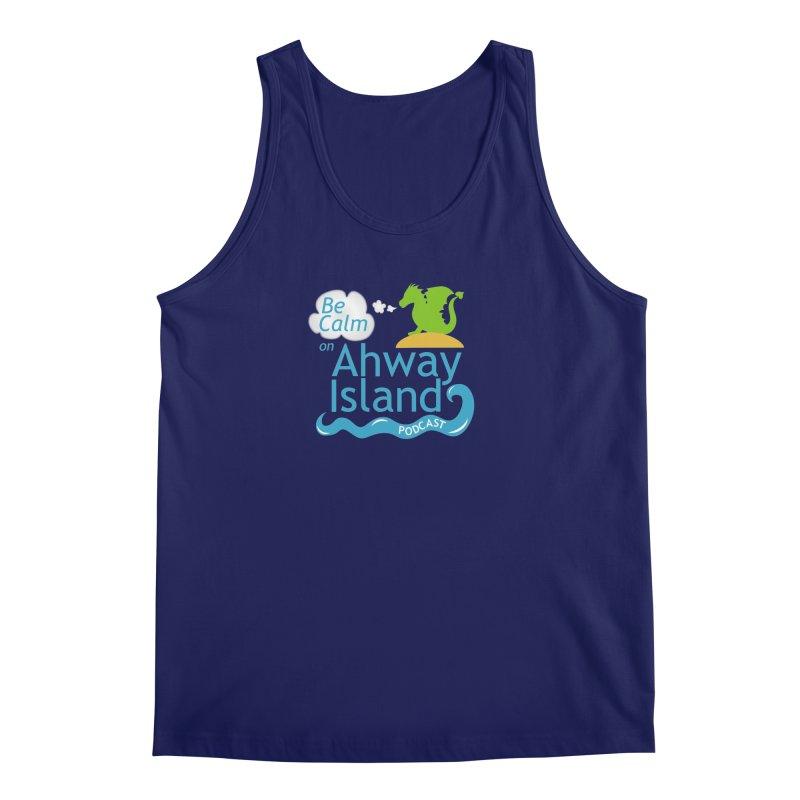 Ahway Island Merchandise Men's Regular Tank by ahwayisland's Artist Shop