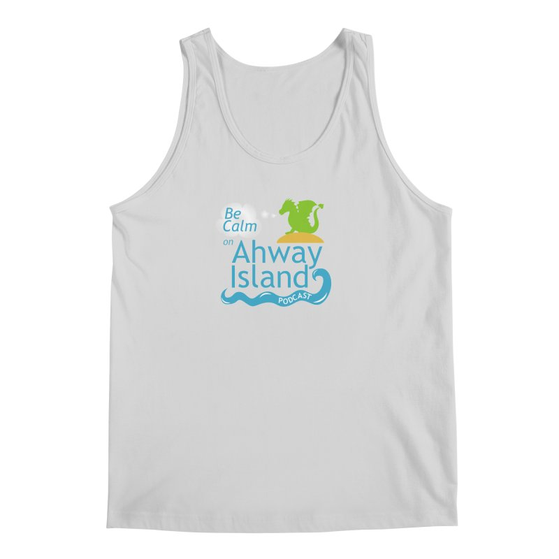 Ahway Island Merchandise Men's Regular Tank by ahwayisland's Artist Shop
