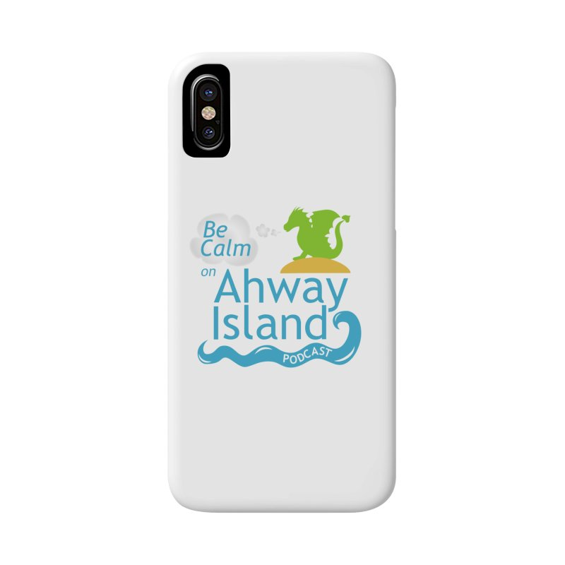 Ahway Island Merchandise Accessories Phone Case by ahwayisland's Artist Shop