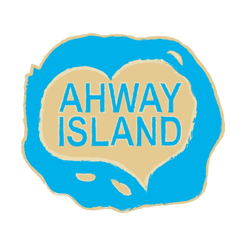 Welcome to Ahway Island Merchandise Kids T-Shirt by ahwayisland's Artist Shop