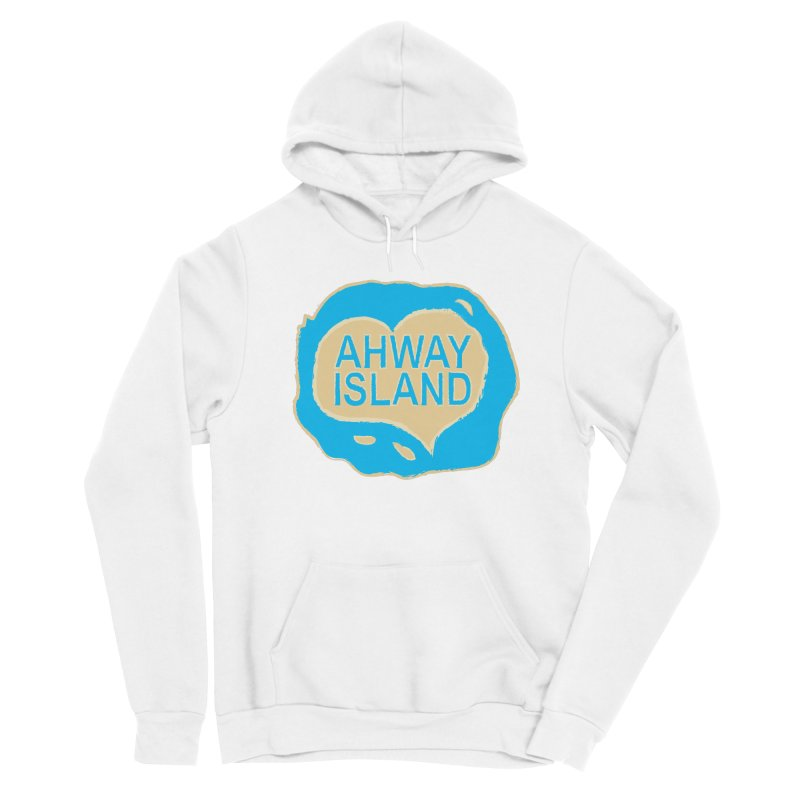 Welcome to Ahway Island Merchandise Men's Pullover Hoody by ahwayisland's Artist Shop