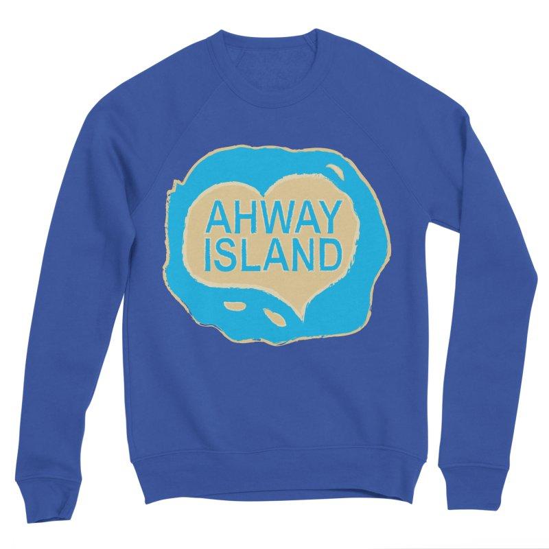 Welcome to Ahway Island Merchandise Men's Sweatshirt by ahwayisland's Artist Shop