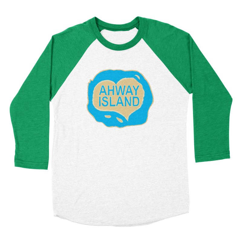 Welcome to Ahway Island Merchandise Men's Longsleeve T-Shirt by ahwayisland's Artist Shop
