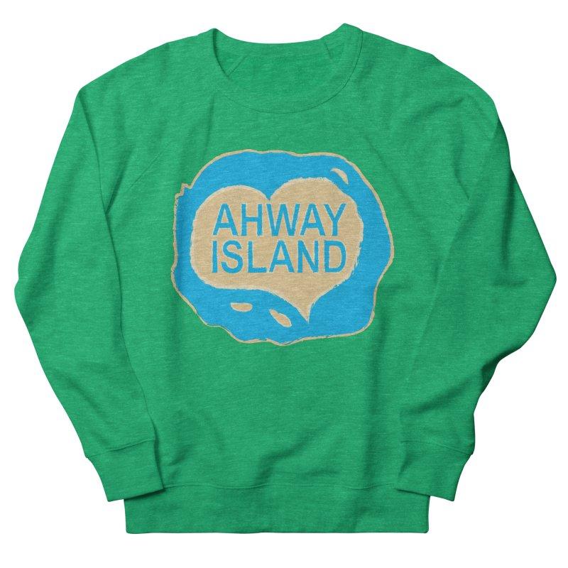 Welcome to Ahway Island Merchandise Women's Sweatshirt by ahwayisland's Artist Shop