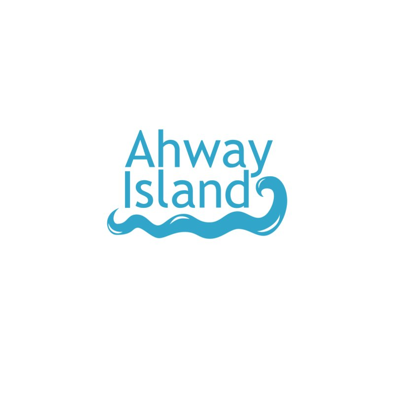 Welcome to Ahway Island Accessories Mug by ahwayisland's Artist Shop