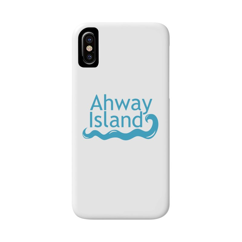 Welcome to Ahway Island Accessories Phone Case by ahwayisland's Artist Shop