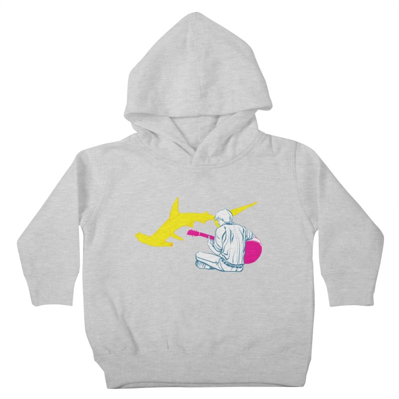 Lemonhead Shark Kids Toddler Pullover Hoody by ahyb's Artist Shop