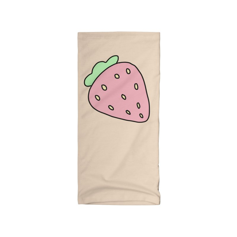 Strawberry Accessories Neck Gaiter by Aidadaism