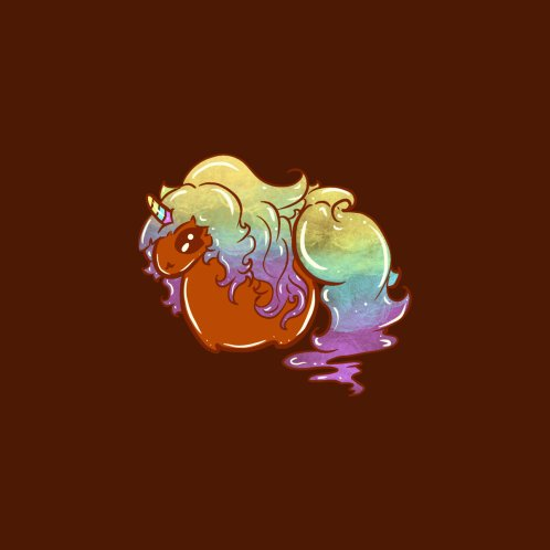 Design for Flavour Unicorn - Chocolate
