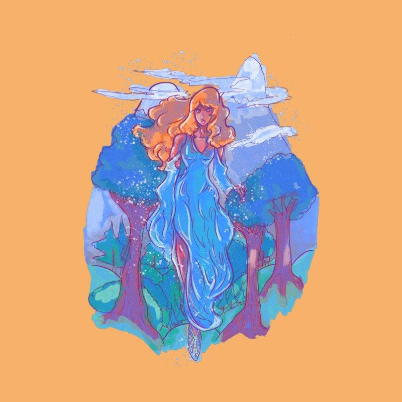 Gaia Women's T-Shirt by Aidadaism
