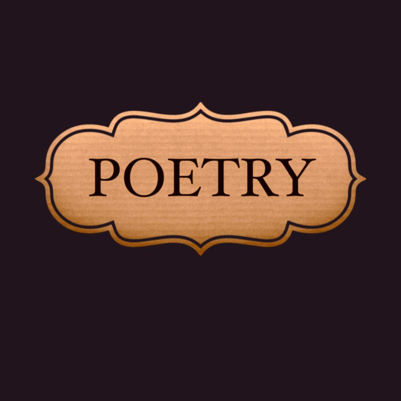 Poetry Accessories Neck Gaiter by Aidadaism