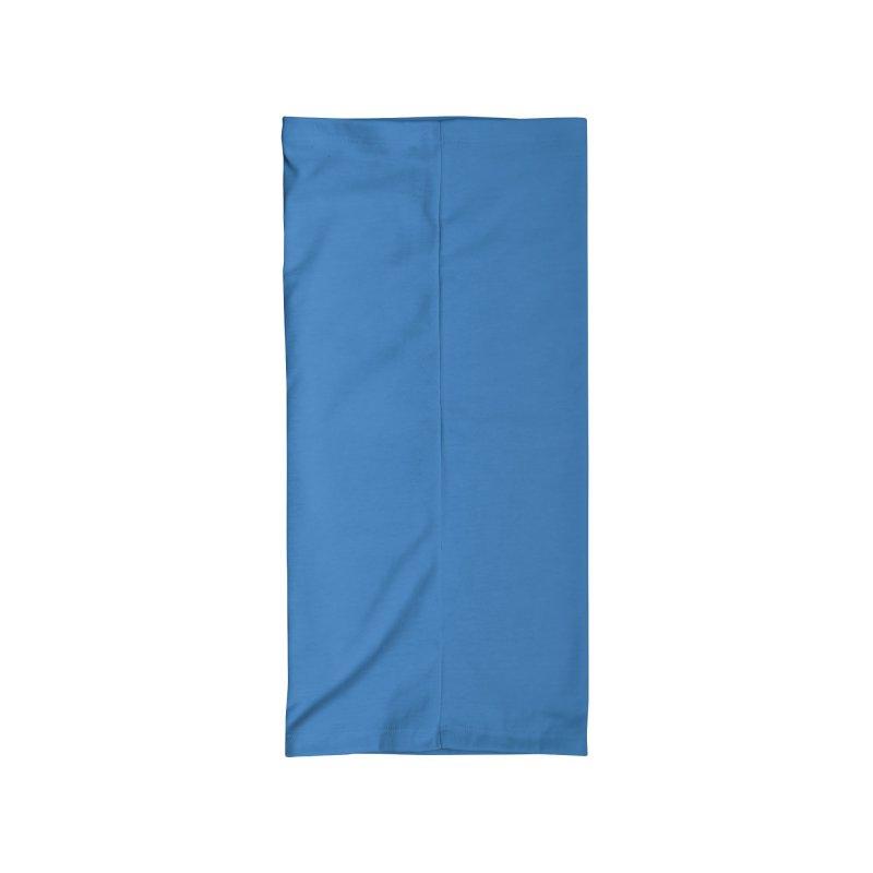 Custard Cat Genderfluid flag in Blue Accessories Neck Gaiter by Aidadaism