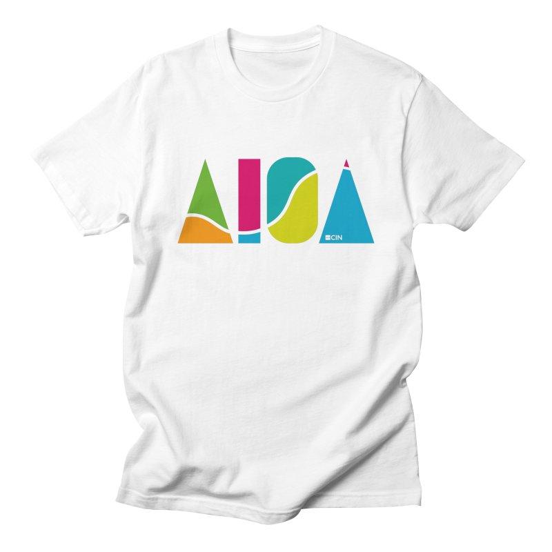 True Colors Men's T-Shirt by AIGA Cincinnati Merch