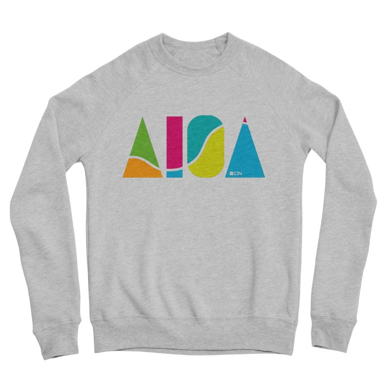 True Colors Women's Sweatshirt by AIGA Cincinnati Merch