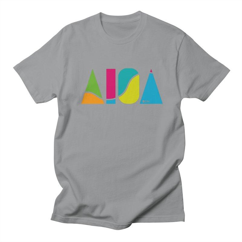 True Colors Women's Regular Unisex T-Shirt by AIGA Cincinnati Merch