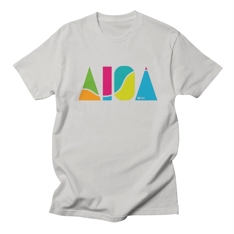 True Colors Men's T-Shirt by AIGA Cincinnati Merch