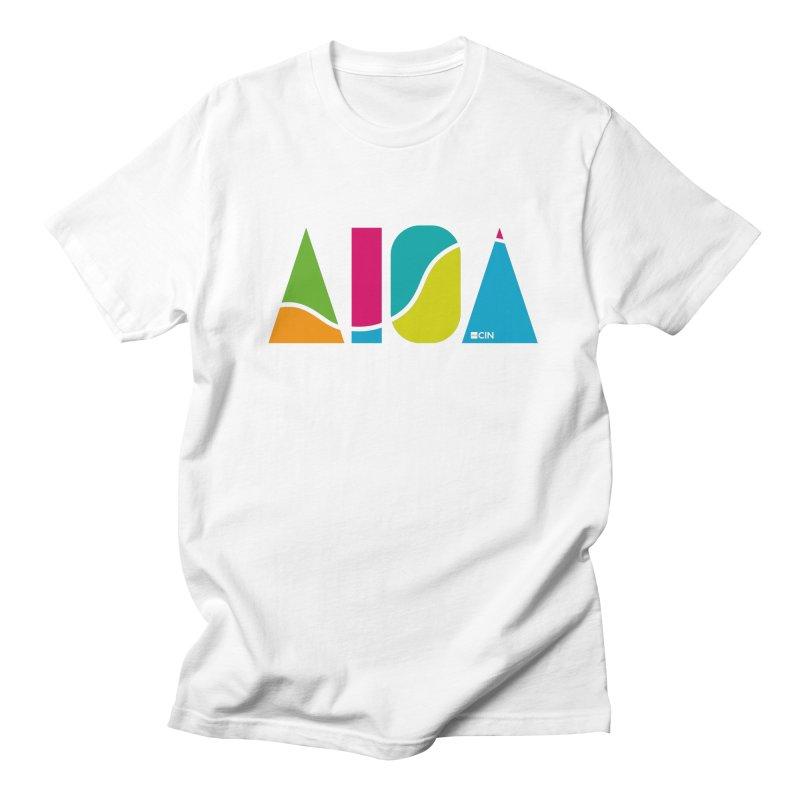 True Colors Men's Regular T-Shirt by AIGA Cincinnati Merch