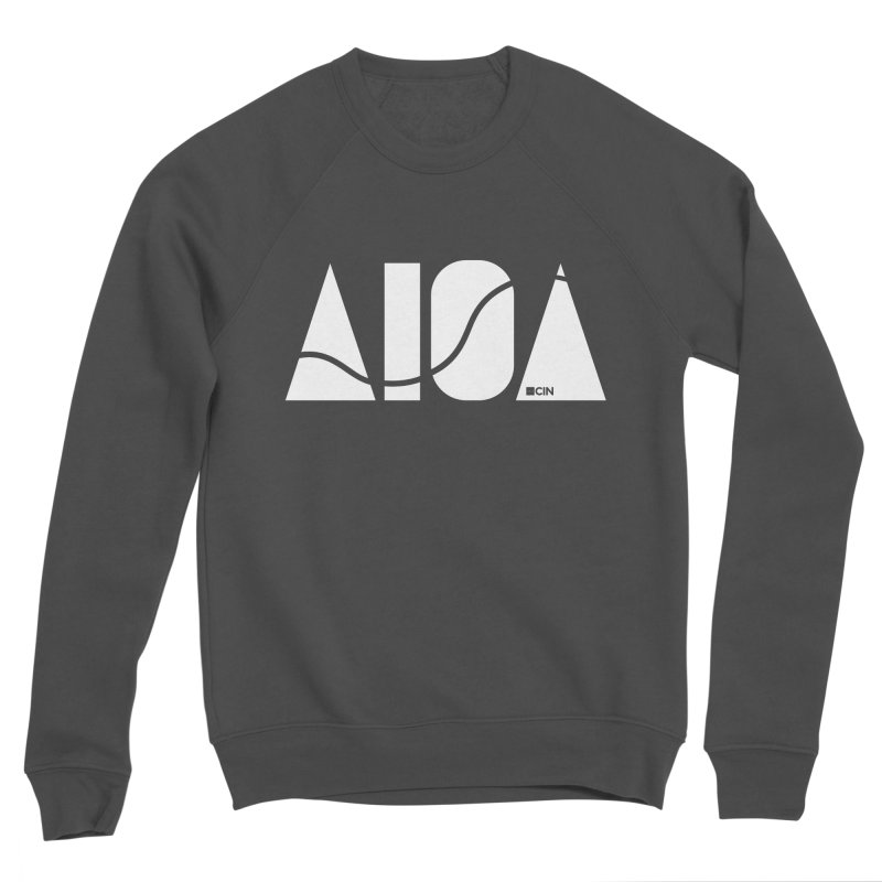River Town Women's Sweatshirt by AIGA Cincinnati Merch